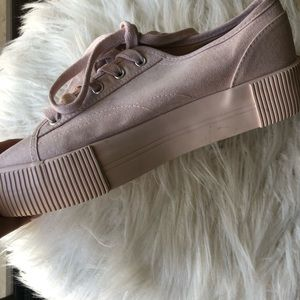 Platinum Mauve sneaker size 38